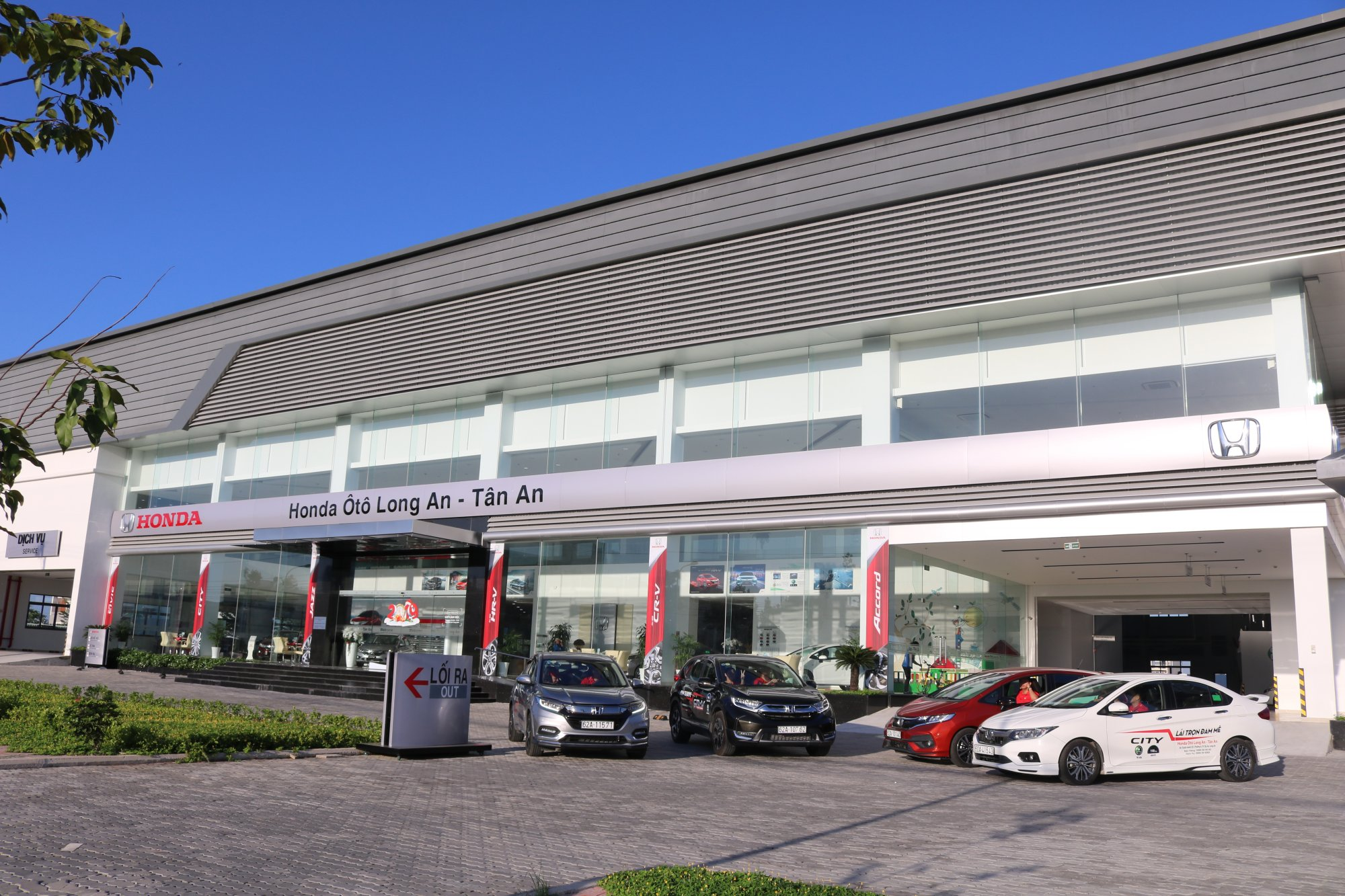 Honda Ôtô Long An